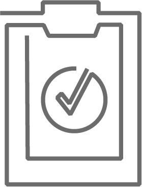 Checkmark Clipboard Icon